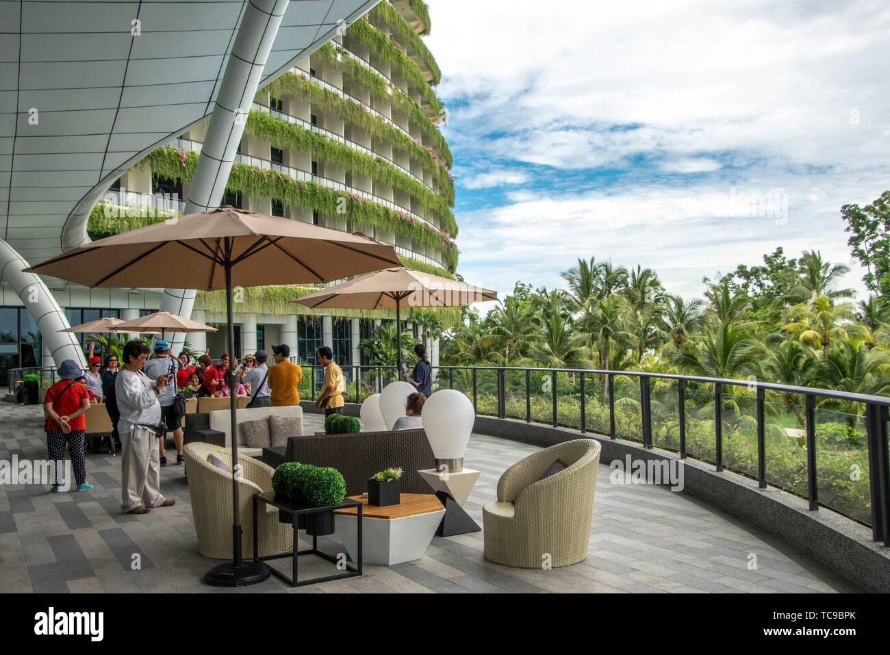 Forest City Phoenix International Marina Hotel Johor Bahru Malaysia Stock Photo Alamy