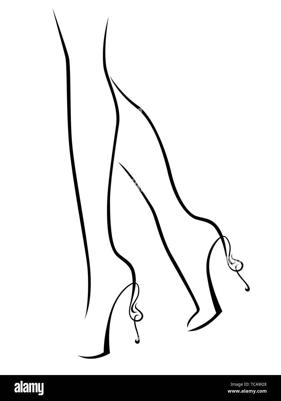 Download Feet Vector Art