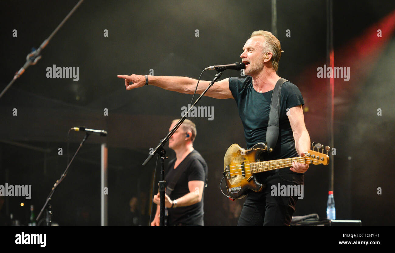 Sting my songs tour