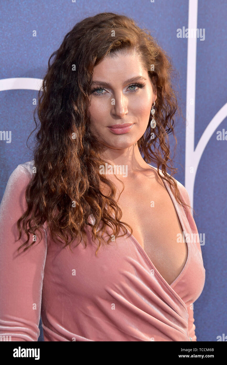 Trace Lysette attending the HBO TV-Series 'Euphoria' at