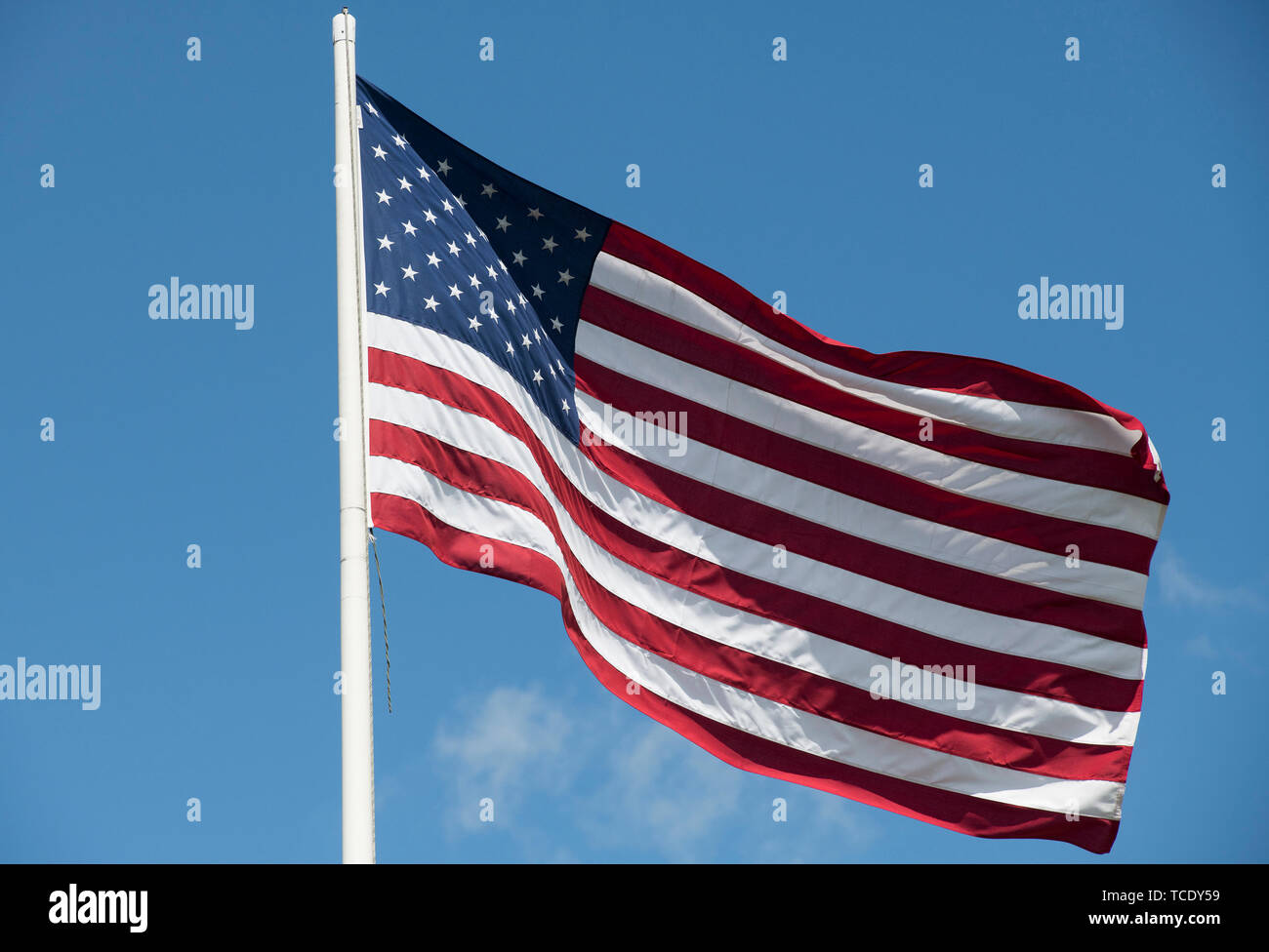 79152ad6 The U.S. Flag waves in the wind during the JIOCEUR Analytic Center (JAC)  75th