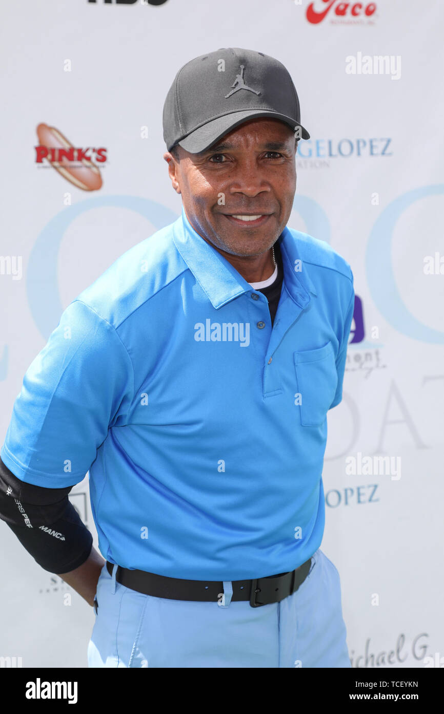 12th Annual George Lopez Celebrity Golf Classic At The