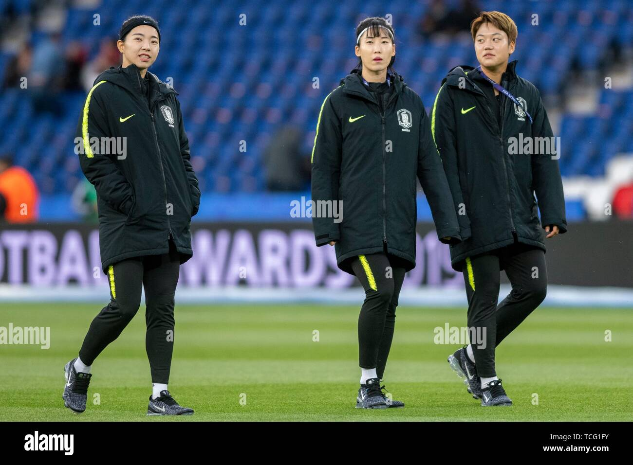 Korean Players Stock Photos & Korean Players Stock Images