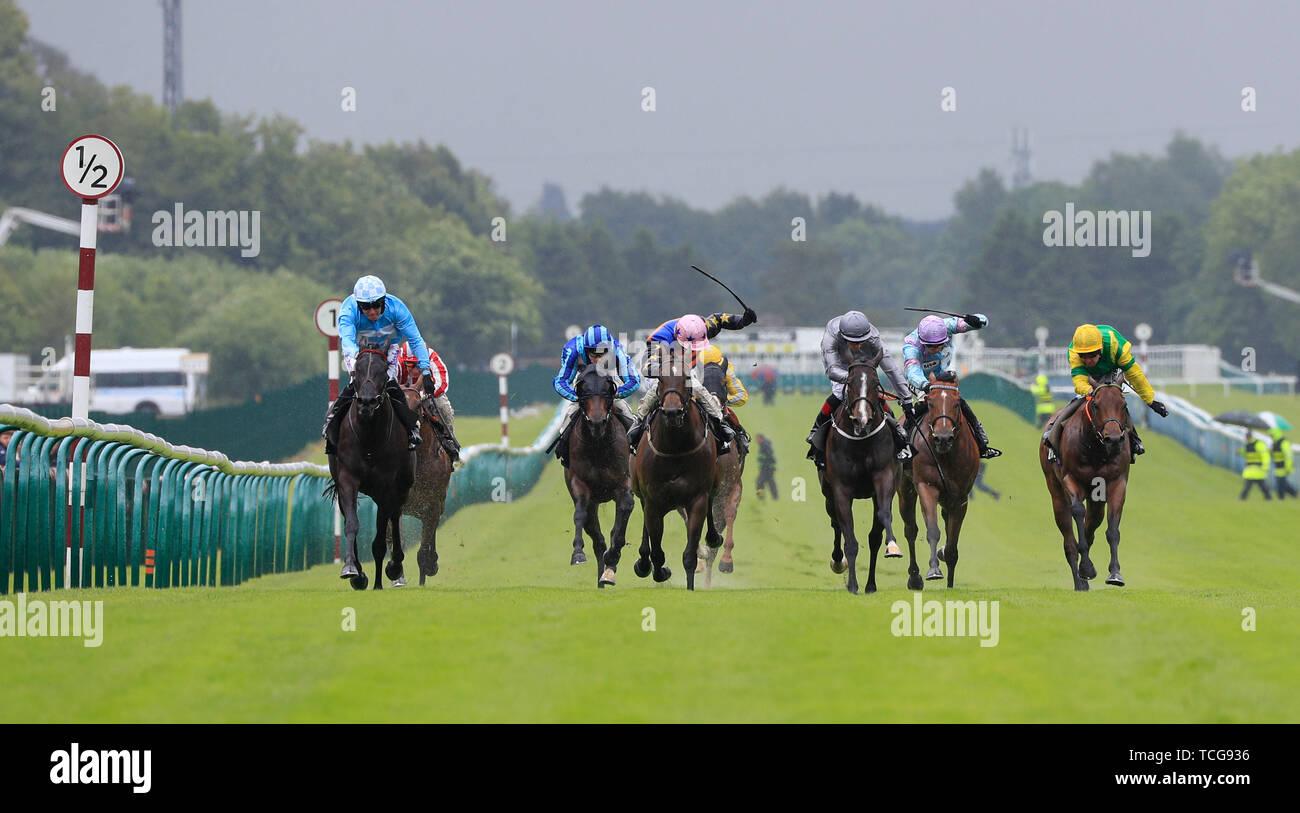 India Horse Racing Stock Photos & India Horse Racing Stock