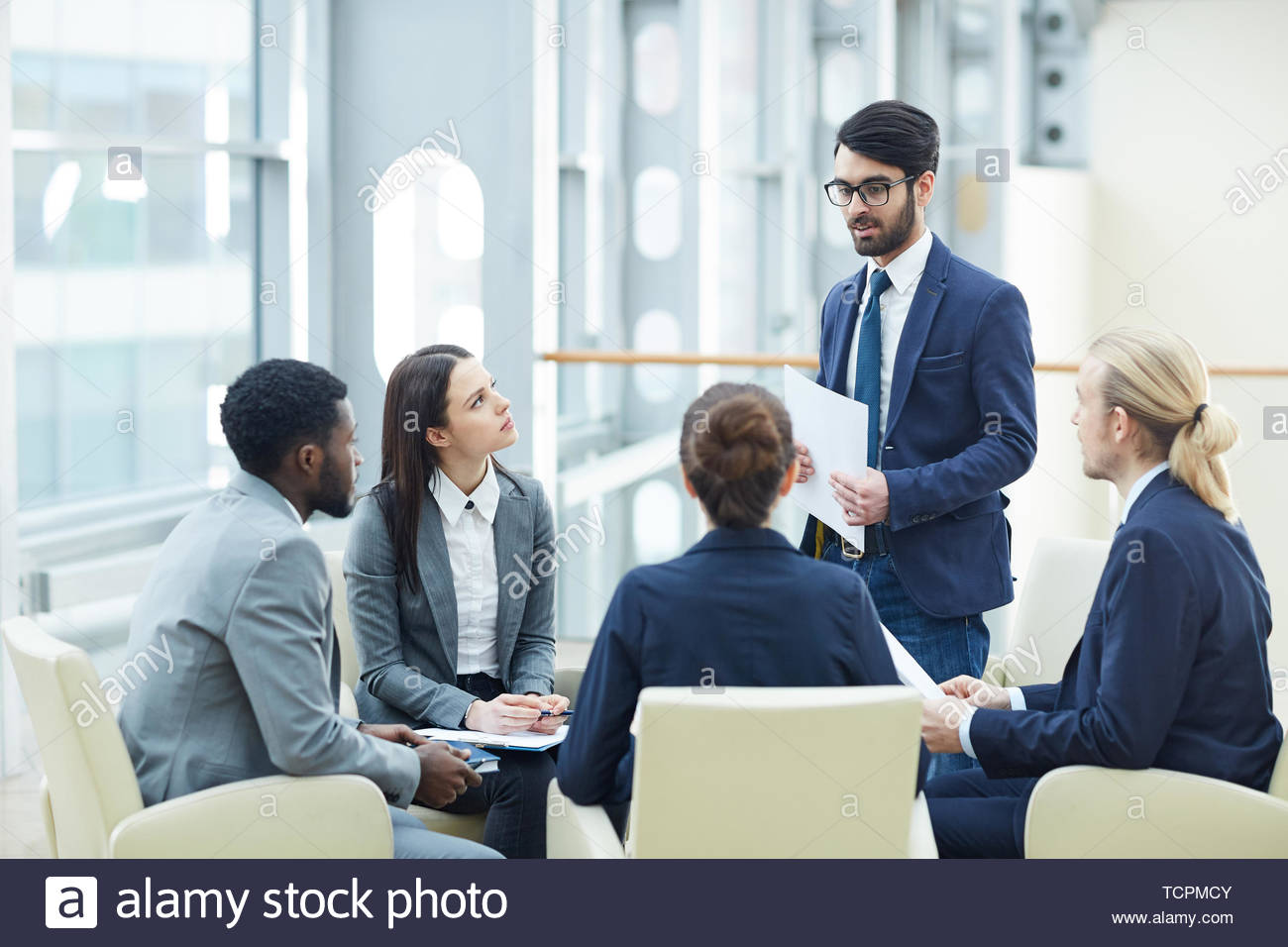 Recruiters Stock Photos & Recruiters Stock Images - Alamy