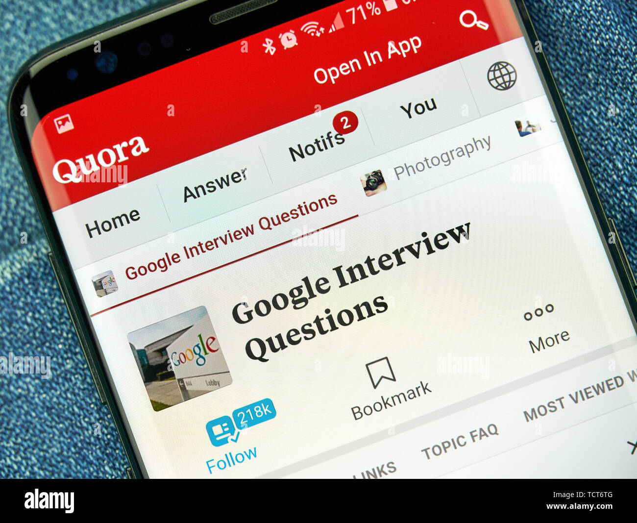 Answer App Stock Photos & Answer App Stock Images - Alamy