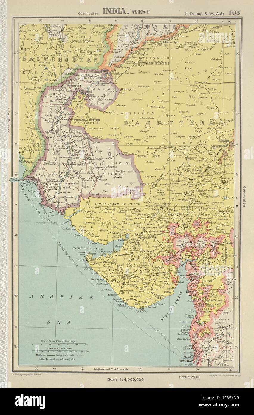 BRITISH INDIA NORTH WEST. Sind Rajna Gujarat ... on basel map, wald map, verbier map, hanover map, swiss alps map, strasbourg map, dissolution soviet union map, lugano map, gstaad map, zermatt map, stockholm sweden map,