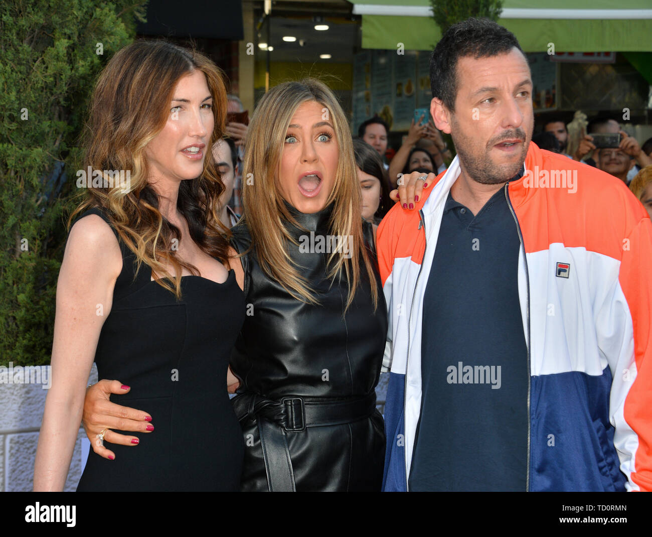 Jackie Sandler Stock Photos & Jackie Sandler Stock Images - Alamy