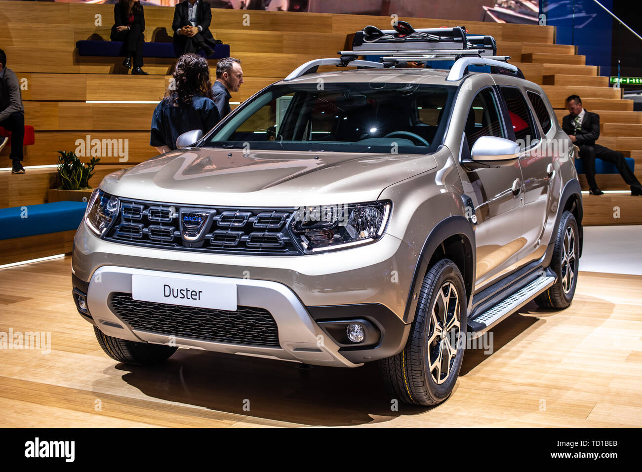 Page 2 Dacia Duster High Resolution Stock Photography And Images Alamy