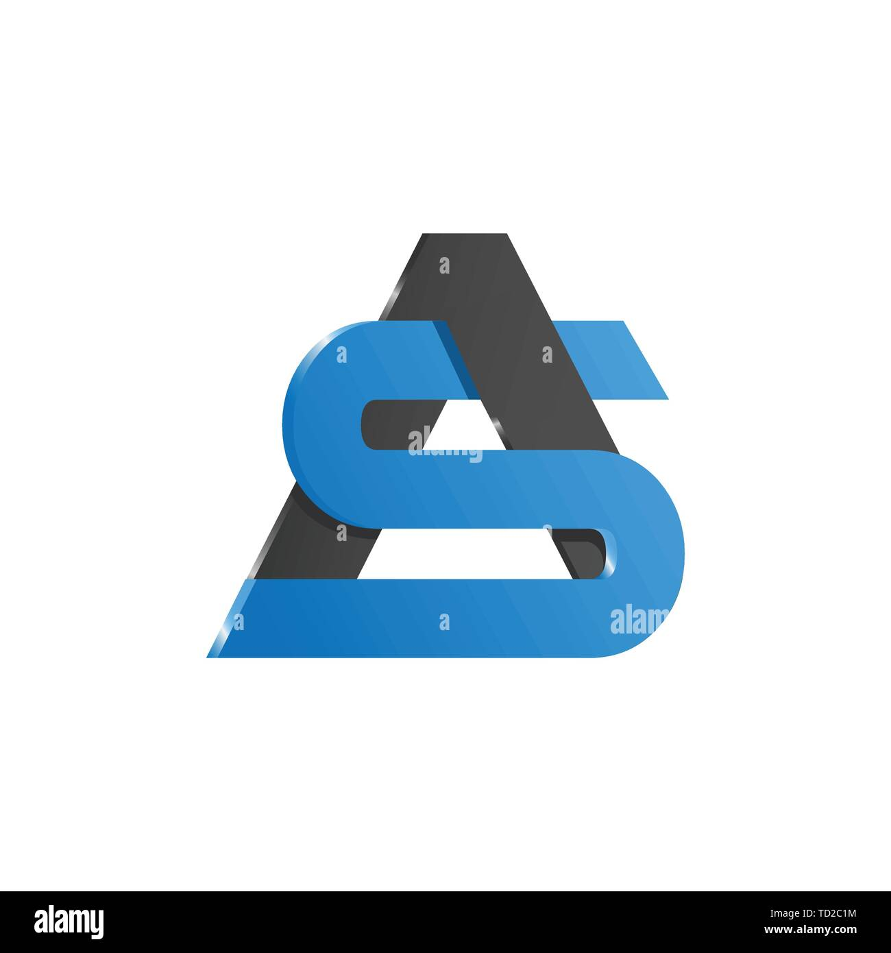 Letter A Template from c8.alamy.com