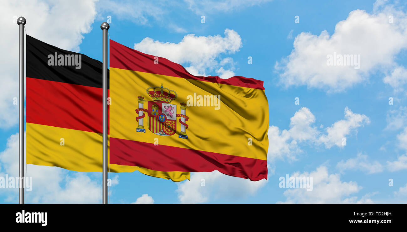Germany–Spain relations