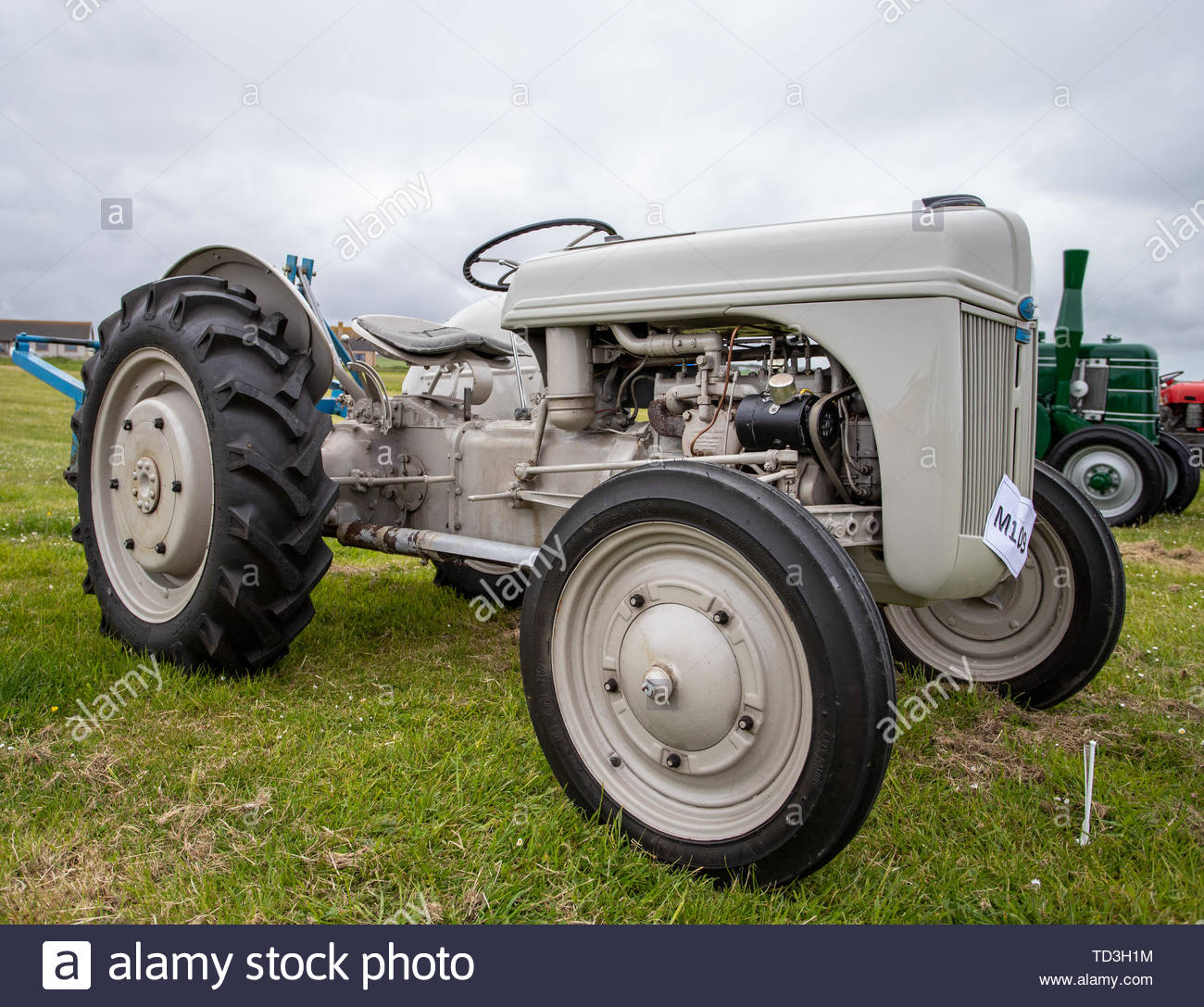 1940 Ford Ferguson 9N Stock Photo