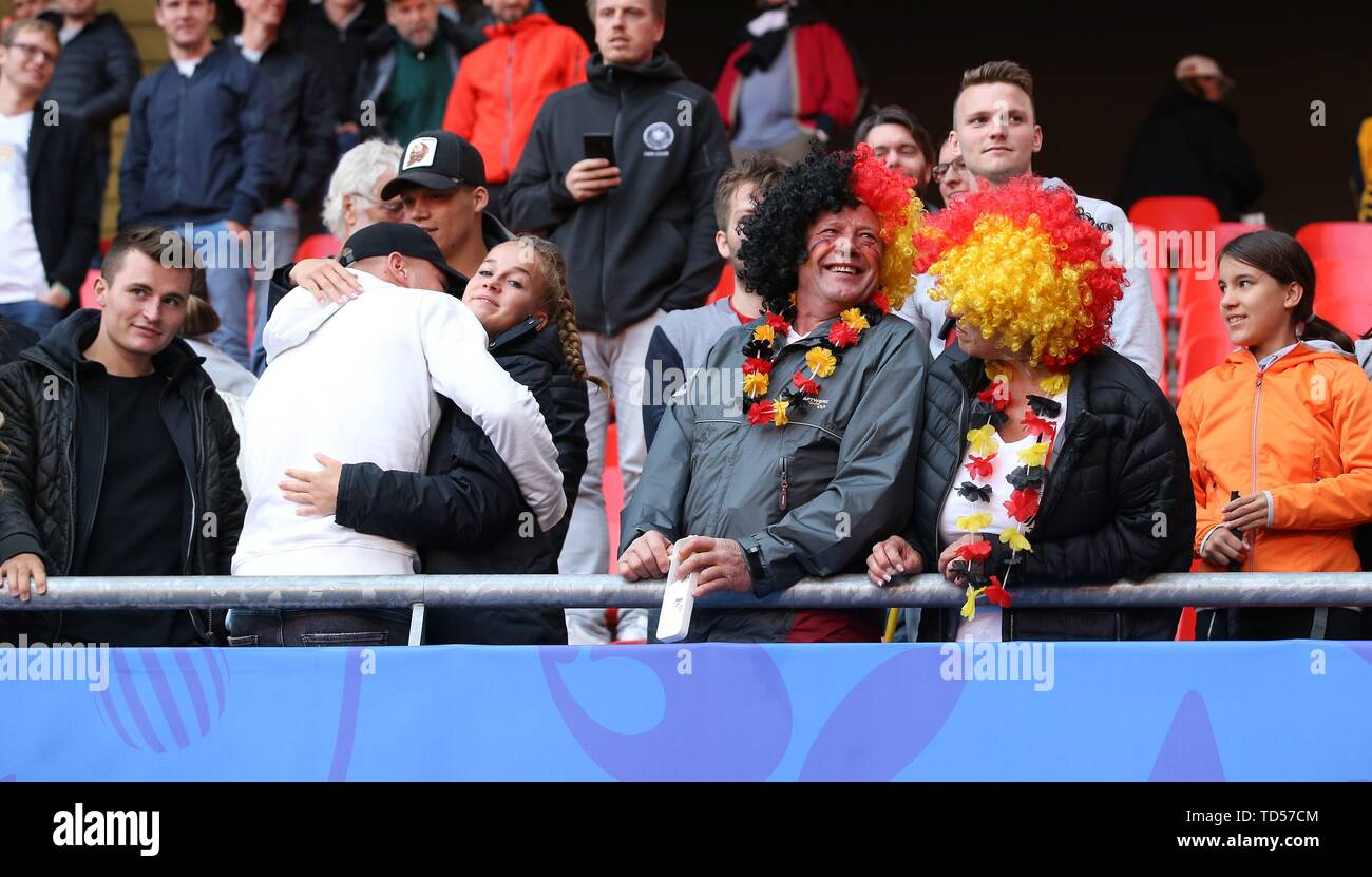 Valenciennes, France. 12th June, 2019. firo: 12.06. Credit: dpa picture alliance/Alamy Live News - Stock Image