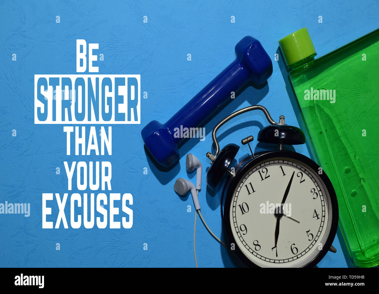 Motivation Quotes Fitness High Resolution Stock Photography And Images Alamy