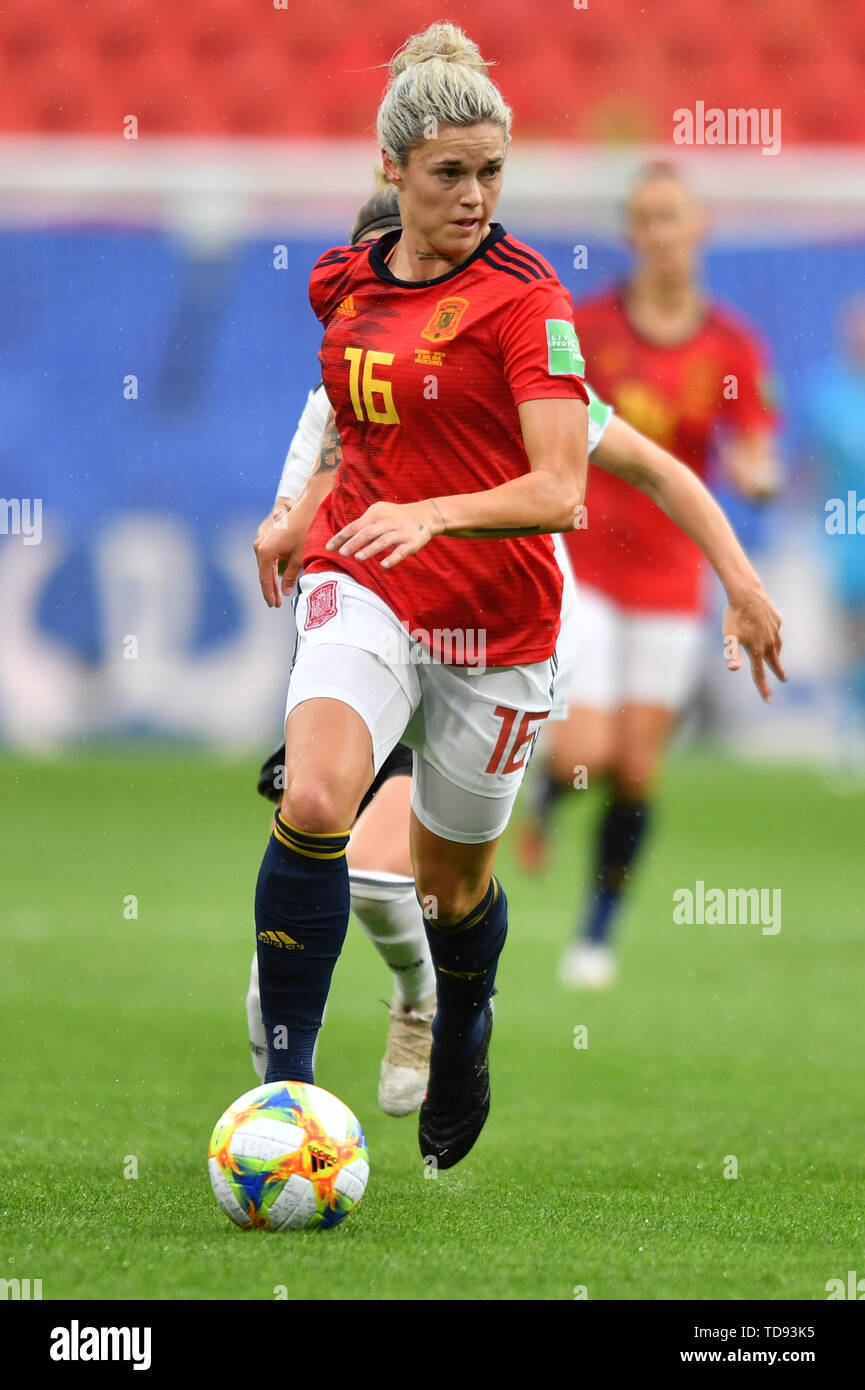 12 june 2019 Valenciennes, France Soccer FIFA Womens World ...