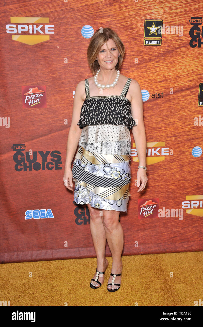 LOS ANGELES, CA. May 30, 2008: Markie Post at Spike TV's 2008 Guys Choice event at Sony Studios. © 2008 Paul Smith / Featureflash - Stock Image