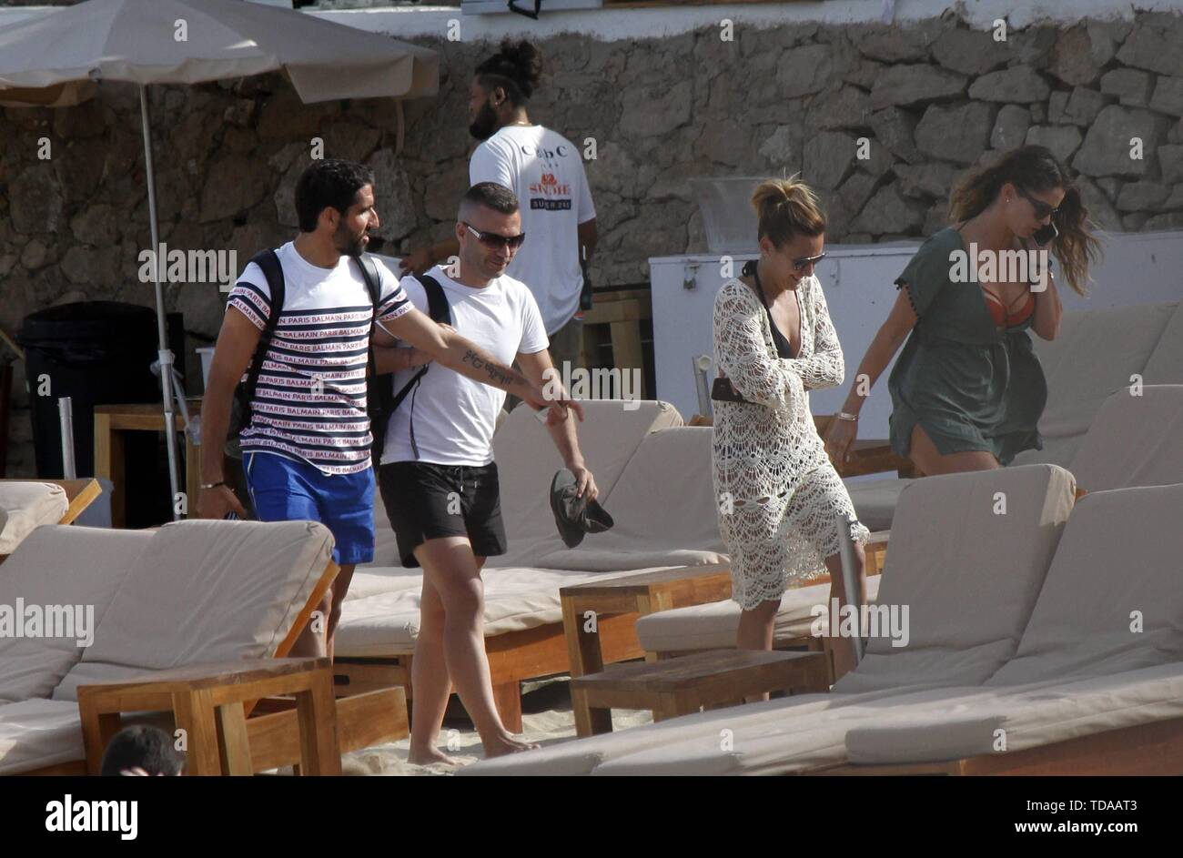 On Vacation For Few Days >> Ibiza Spain 14th June 2019 Atletico De Bilbao Footballer Raul