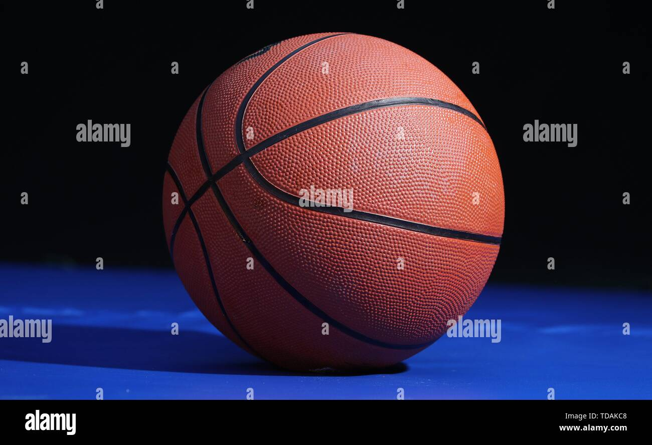 firo basketball, icon 14.06.2019 General, depositor | usage worldwide - Stock Image