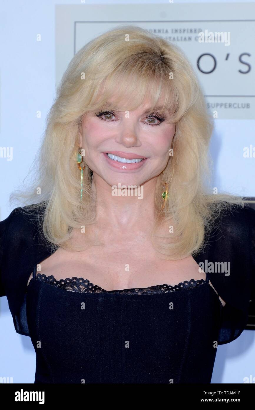 Los Angeles, CA, USA. 13th June, 2019. Loni Anderson at arrivals for Feinstein's at Vitello's VIP Grand Opening, Los Angeles, CA June 13, 2019. Credit: Priscilla Grant/Everett Collection/Alamy Live News - Stock Image