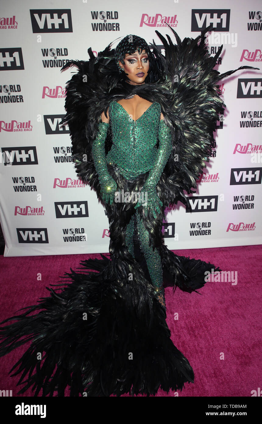 'RuPaul's Drag Race' Season 11 Finale Taping  Featuring: A'keria Chanel Davenport Where: Los Angeles, California, United States When: 14 May 2019 Credit: FayesVision/WENN.com - Stock Image