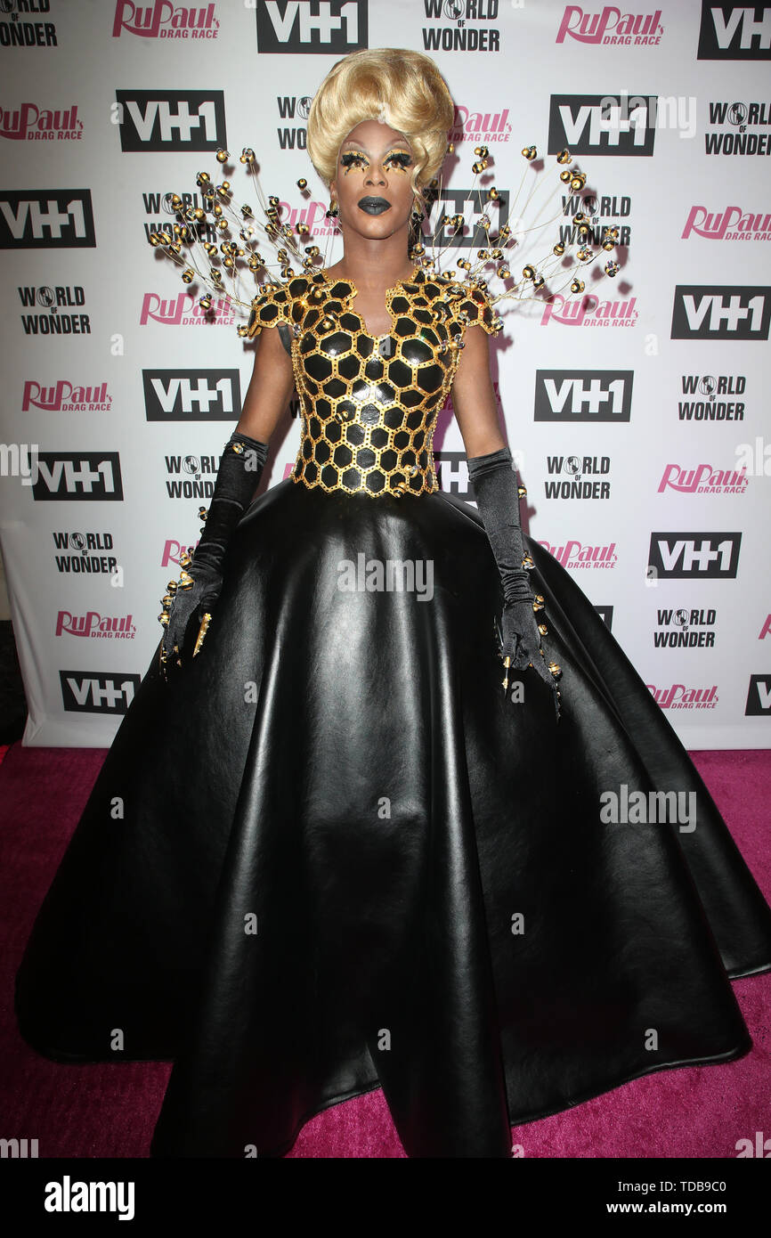 'RuPaul's Drag Race' Season 11 Finale Taping  Featuring: Honey Davenport Where: Los Angeles, California, United States When: 14 May 2019 Credit: FayesVision/WENN.com - Stock Image
