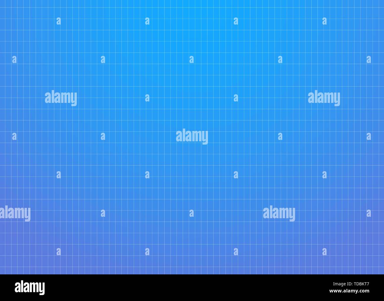 Blue gradient abstract background. vector illustration. business - Stock Vector