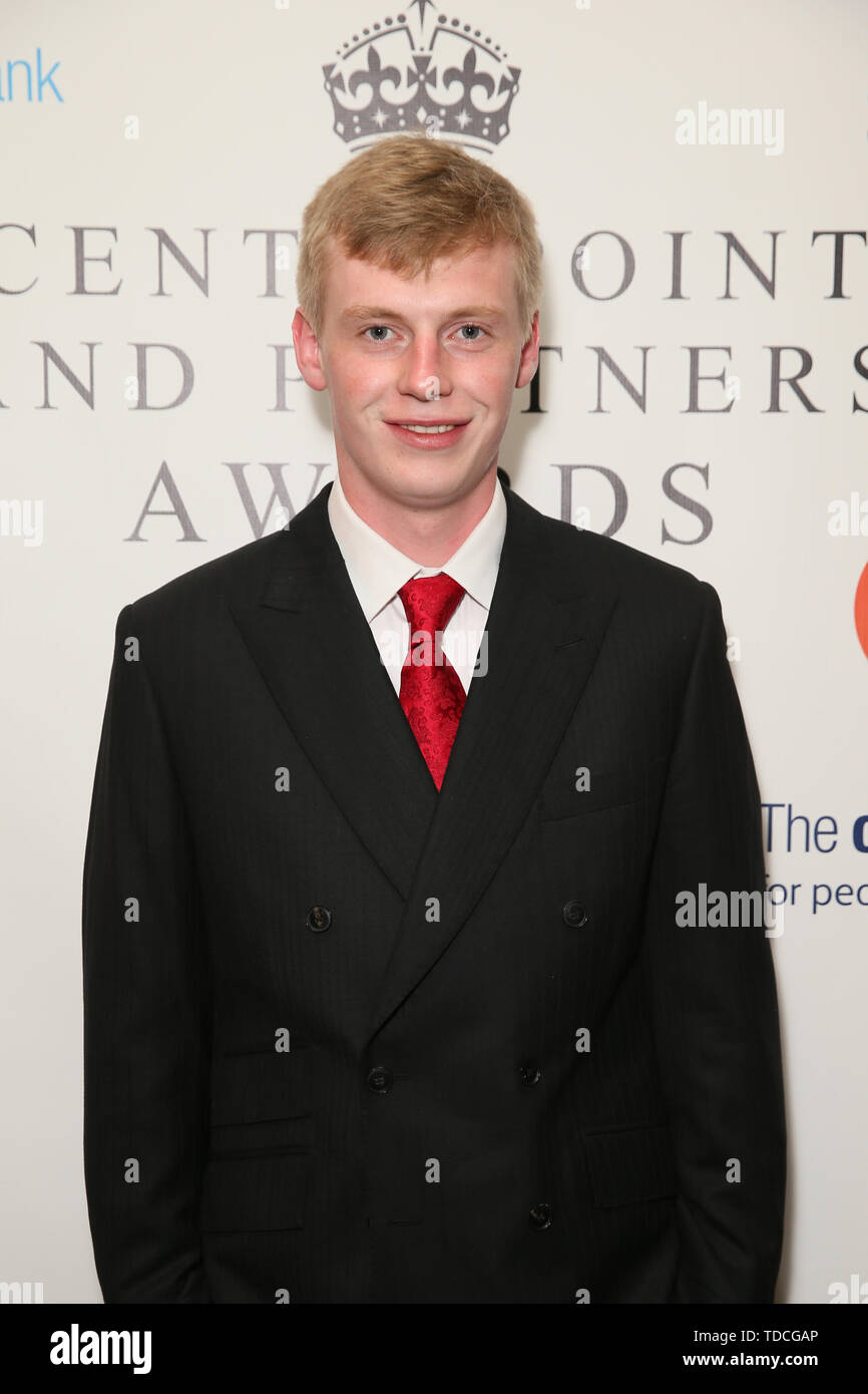 The Centrepoint Awards 2019 held at the Century Club - Arrivals  Featuring: Luke Anderson Where: London, United Kingdom When: 14 May 2019 Credit: Mario Mitsis/WENN.com - Stock Image