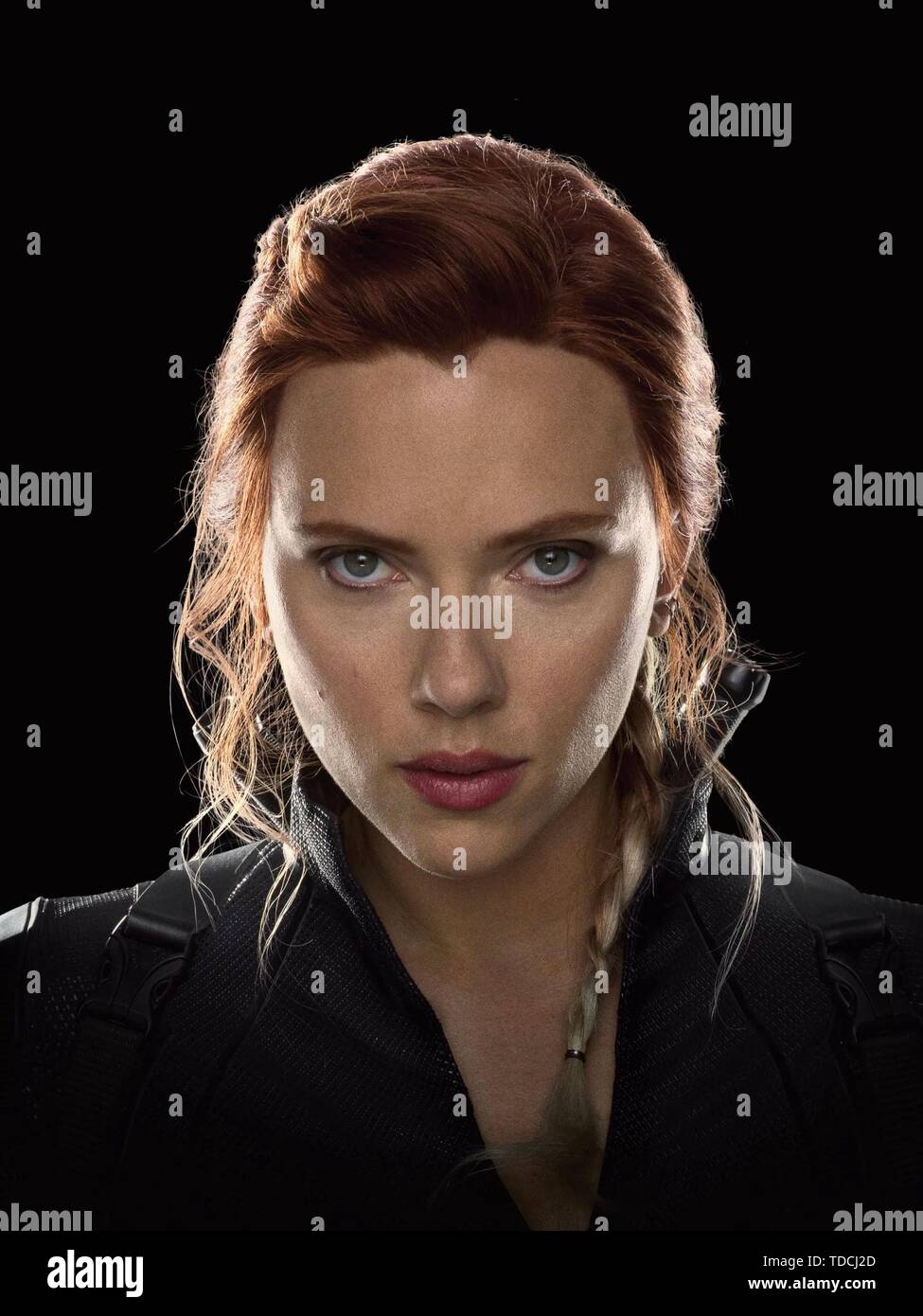 Scarlett Johansson In Avengers Endgame 2019 Credit Marvel Studios Album Stock Photo Alamy