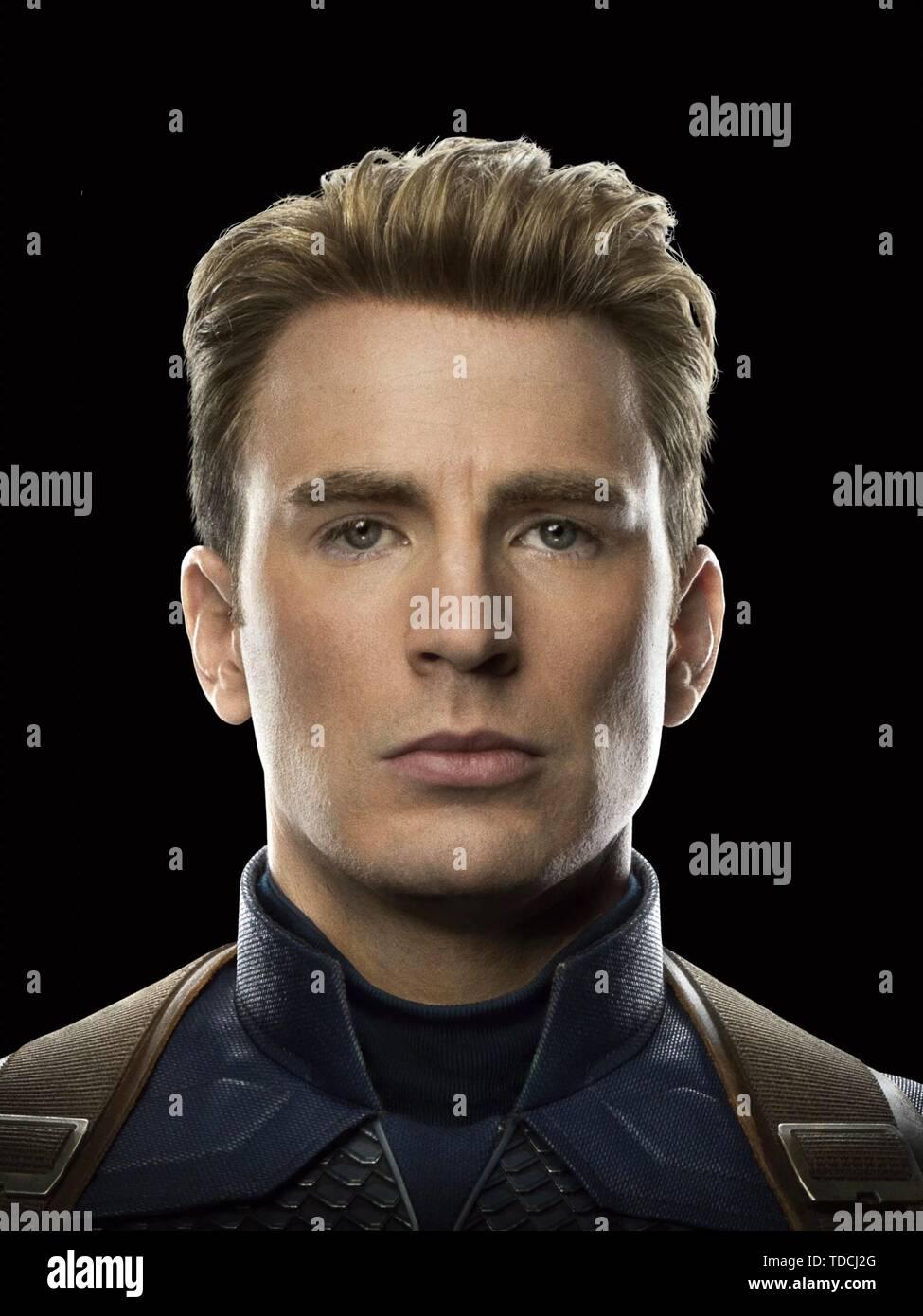 Chris Evans In Avengers Endgame 2019 Credit Marvel Studios Album Stock Photo Alamy
