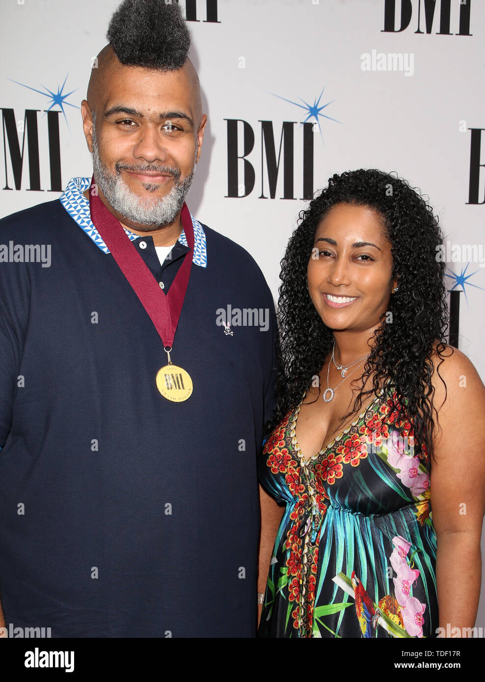67th Annual BMI Pop Awards  Featuring: Warren 'Oak' Felder, Guest Where: Beverly Hills, California, United States When: 15 May 2019 Credit: FayesVision/WENN.com - Stock Image