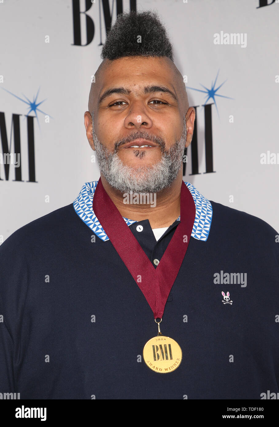 67th Annual BMI Pop Awards  Featuring: Warren 'Oak' Felder Where: Beverly Hills, California, United States When: 15 May 2019 Credit: FayesVision/WENN.com - Stock Image
