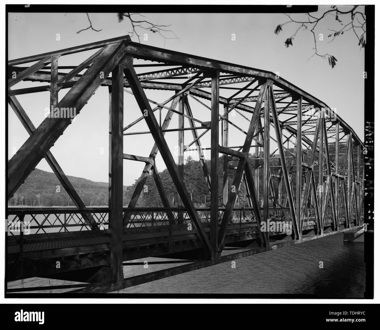 Deep Creek Black and White Stock Photos & Images - Alamy