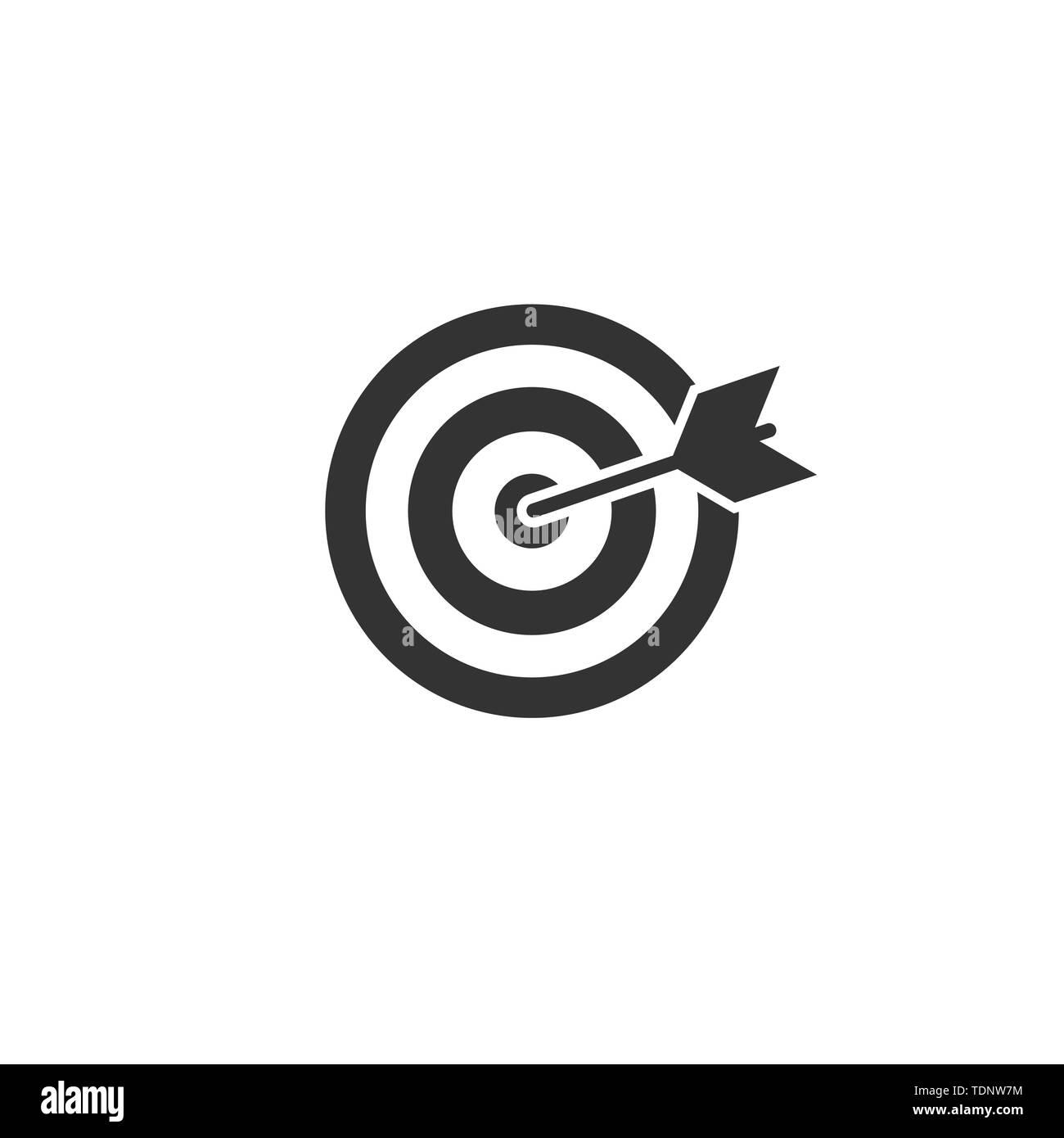 Archery Logo Black and White Stock Photos & Images - Alamy