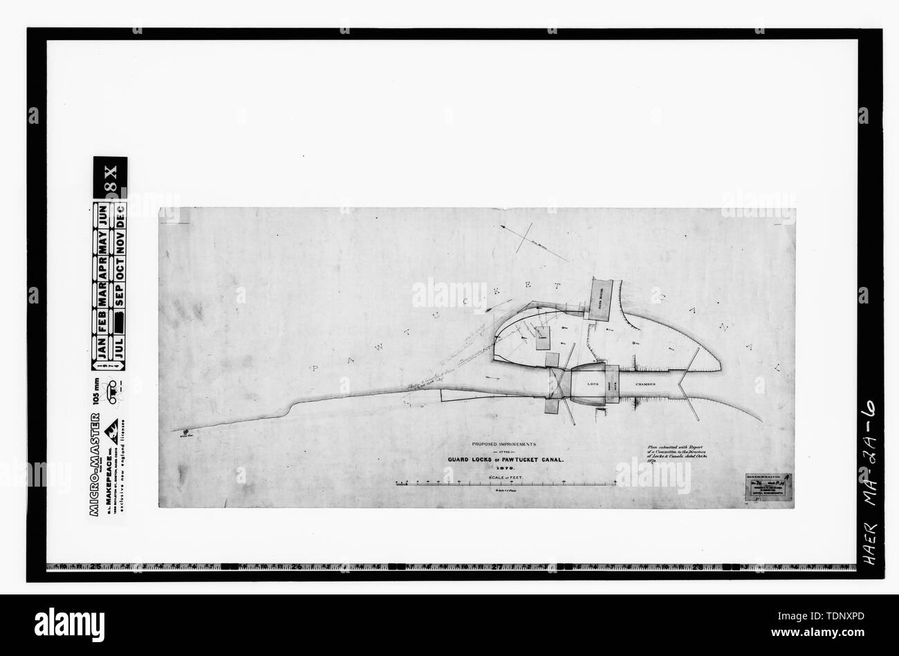 6d1f54b51 Photocopy of a drawing (original in the Collection of the PLandC, Shelf PH-