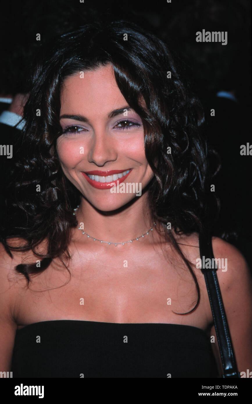 Nov 04, 1998; Los Angeles, CA, USA; Actor VANESSA MARCIL @ 'Beverly Hills 90210' 250th Episode Party..  (Credit Image: © Chris Delmas/ZUMA Wire) - Stock Image