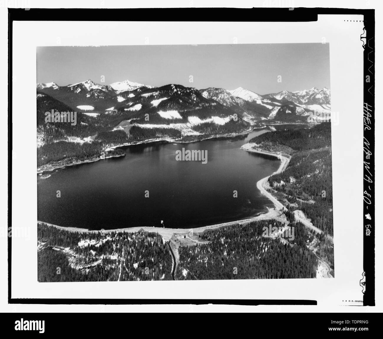 Boise Aerial Black and White Stock Photos & Images - Alamy