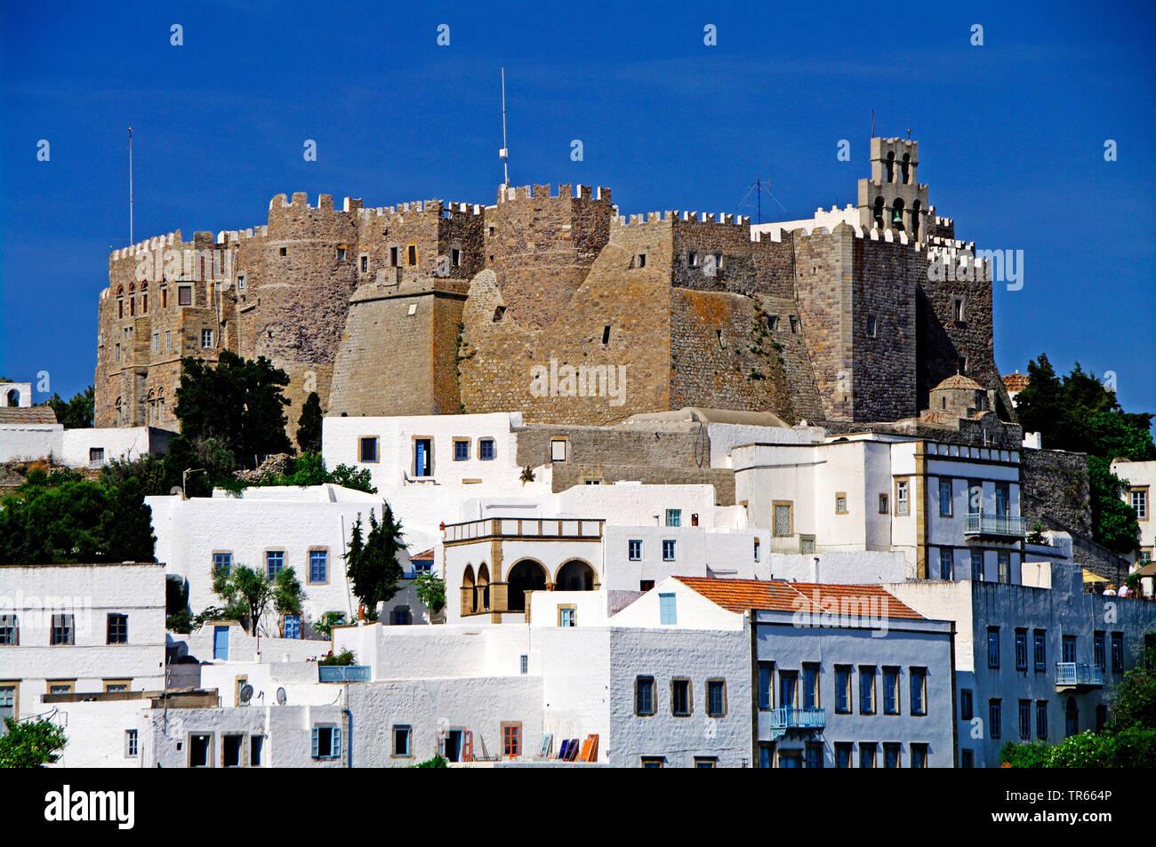Burg von Bodrum, Tuerkei, Aegaeis, Bodrum   castle of Bodrum, Turkey, Aegean Sea, Bodrum   BLWS474689.jpg [ (c) blickwinkel/McPHOTO/J. Webeler Tel. +4 - Stock Image