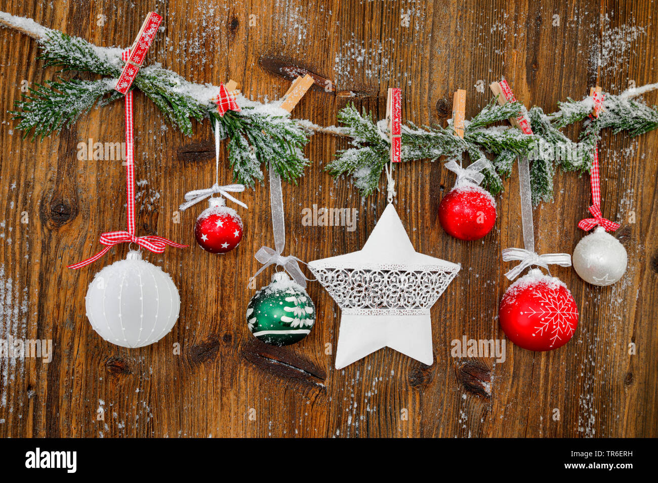 Holz Christbaumkugeln.Holz Stern Stock Photos Holz Stern Stock Images Alamy