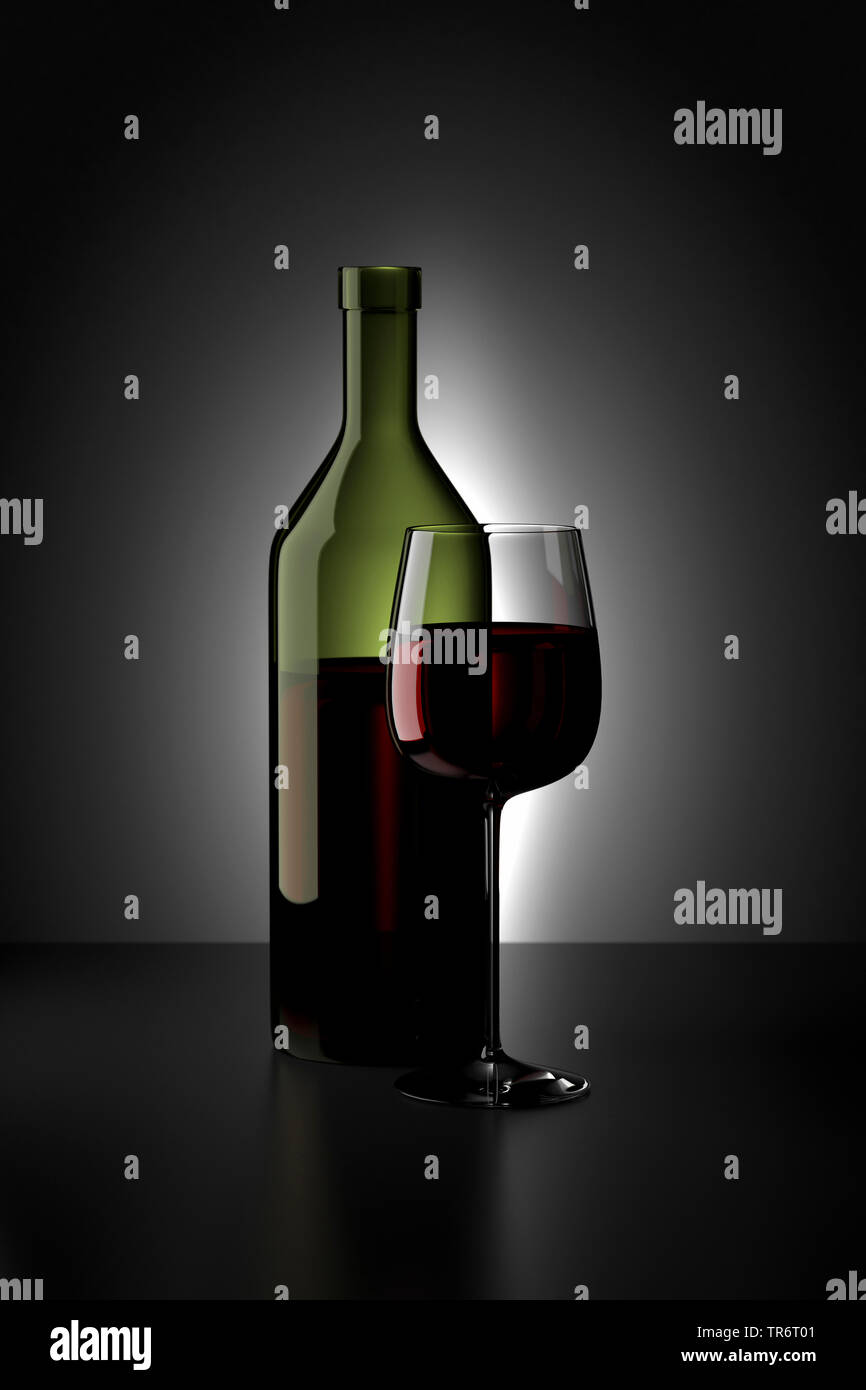Vine Bottle Stock Photos & Vine Bottle Stock Images - Alamy