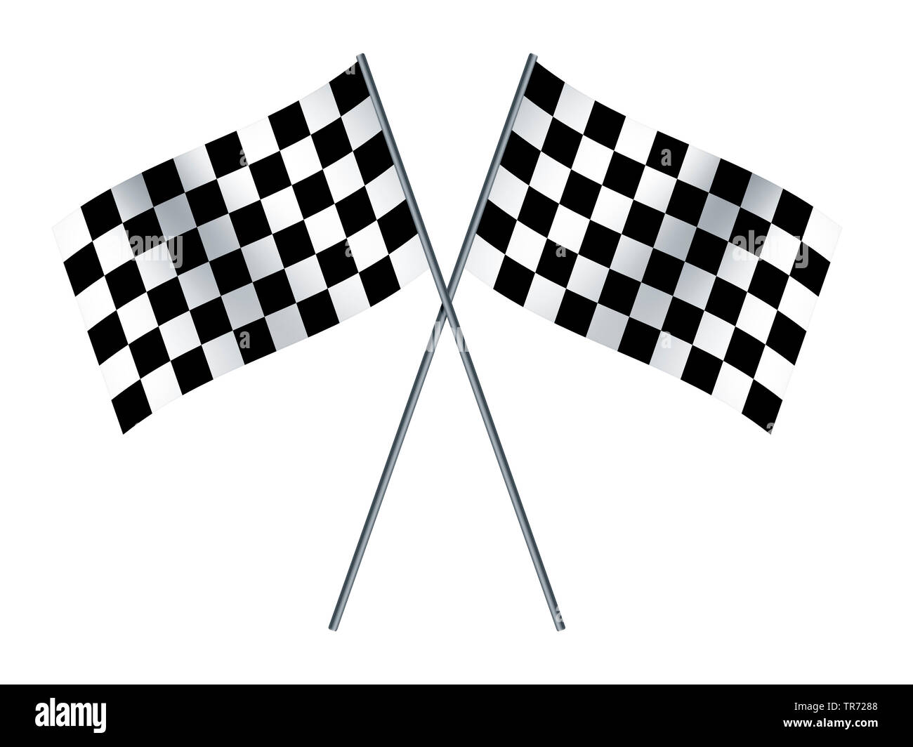 SKY BLUE and WHITE CHECK FLAG 5/' x 3/' Checkered Checked Chequered Sports Team