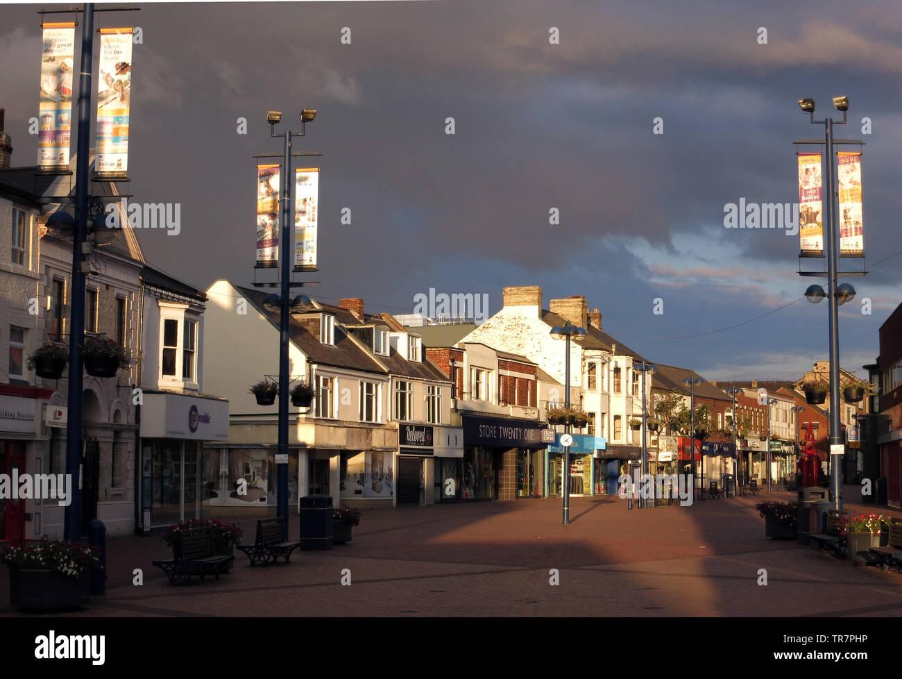 Redcar, Cleveland, England, Britain - Stock Image