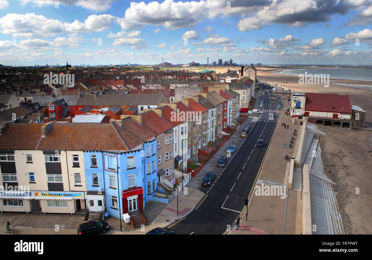 Redcar, Cleveland, England, Britain - Stock Image