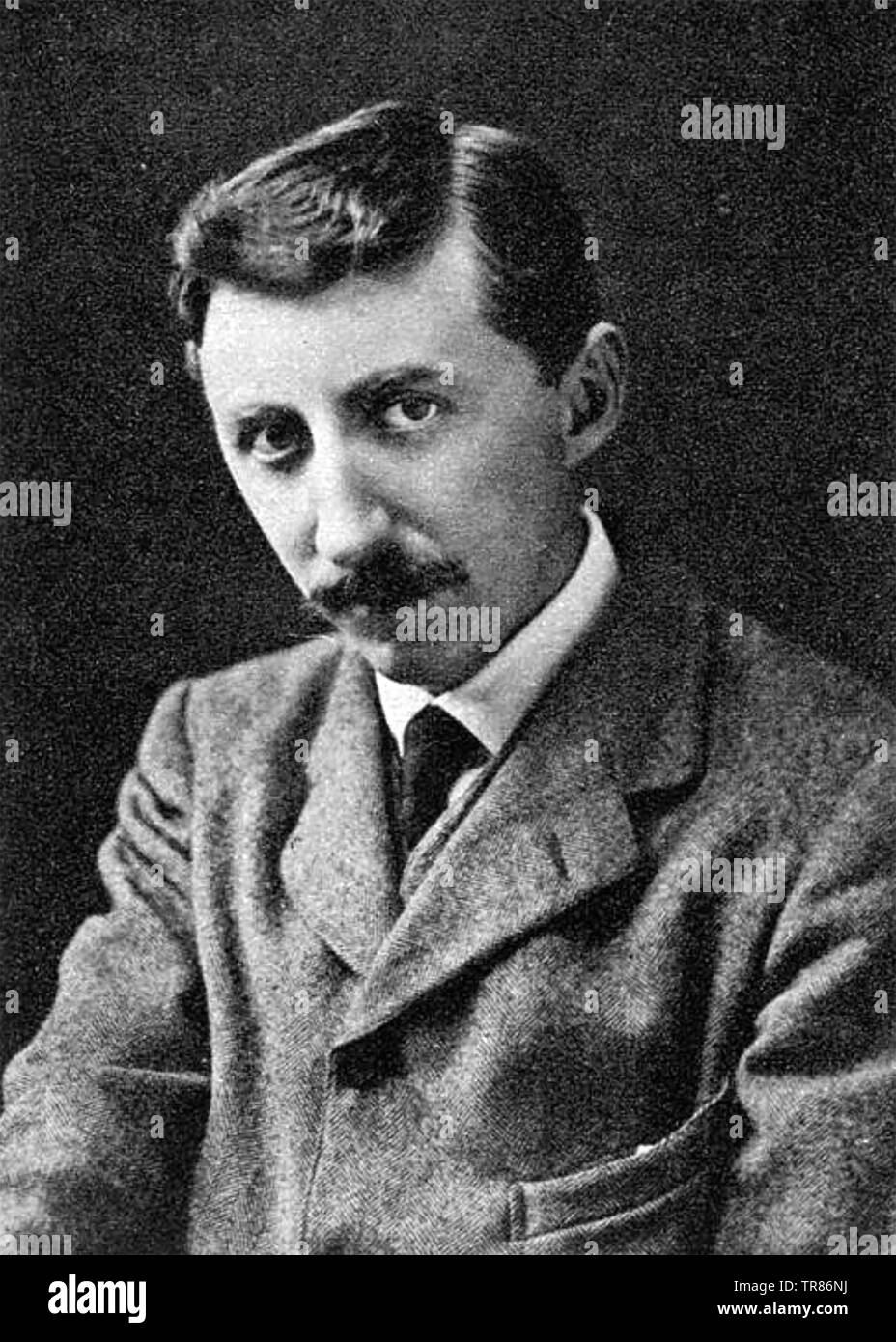 Emforster 1879 1970 English Novelist In 1924 Stock Photo