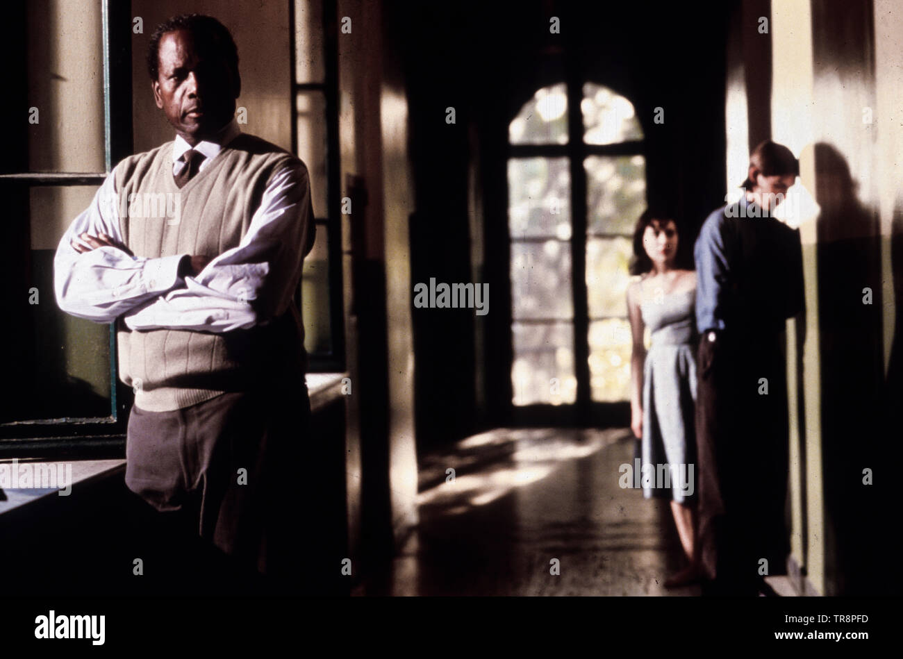 sydney poitier, brittany murphy, david and lisa, 1998 - Stock Image