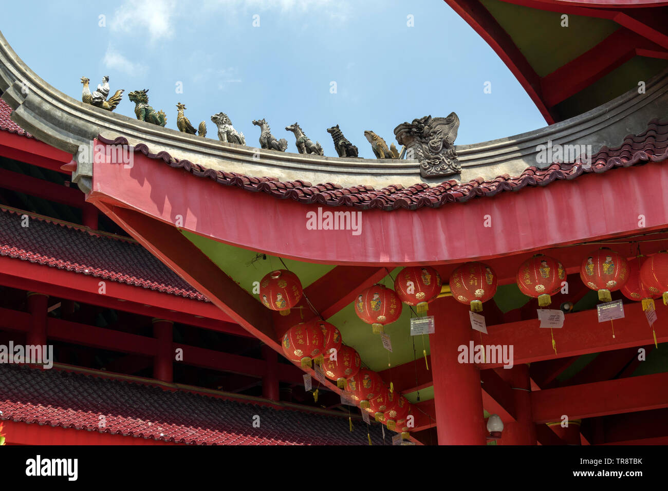 Sam Poo Kong High Resolution Stock Photography And Images Alamy