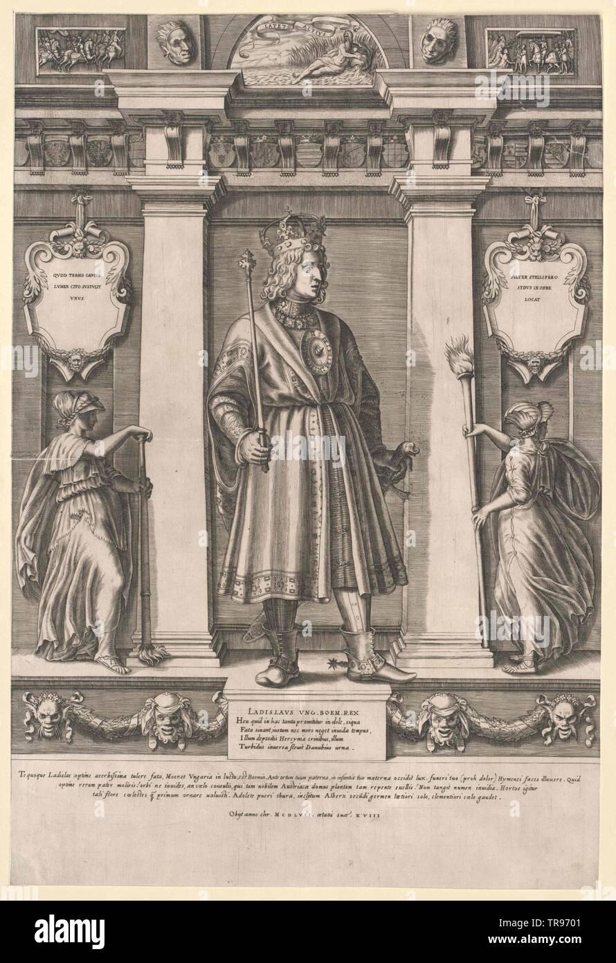 King Ladislaus Stock Photos & ...