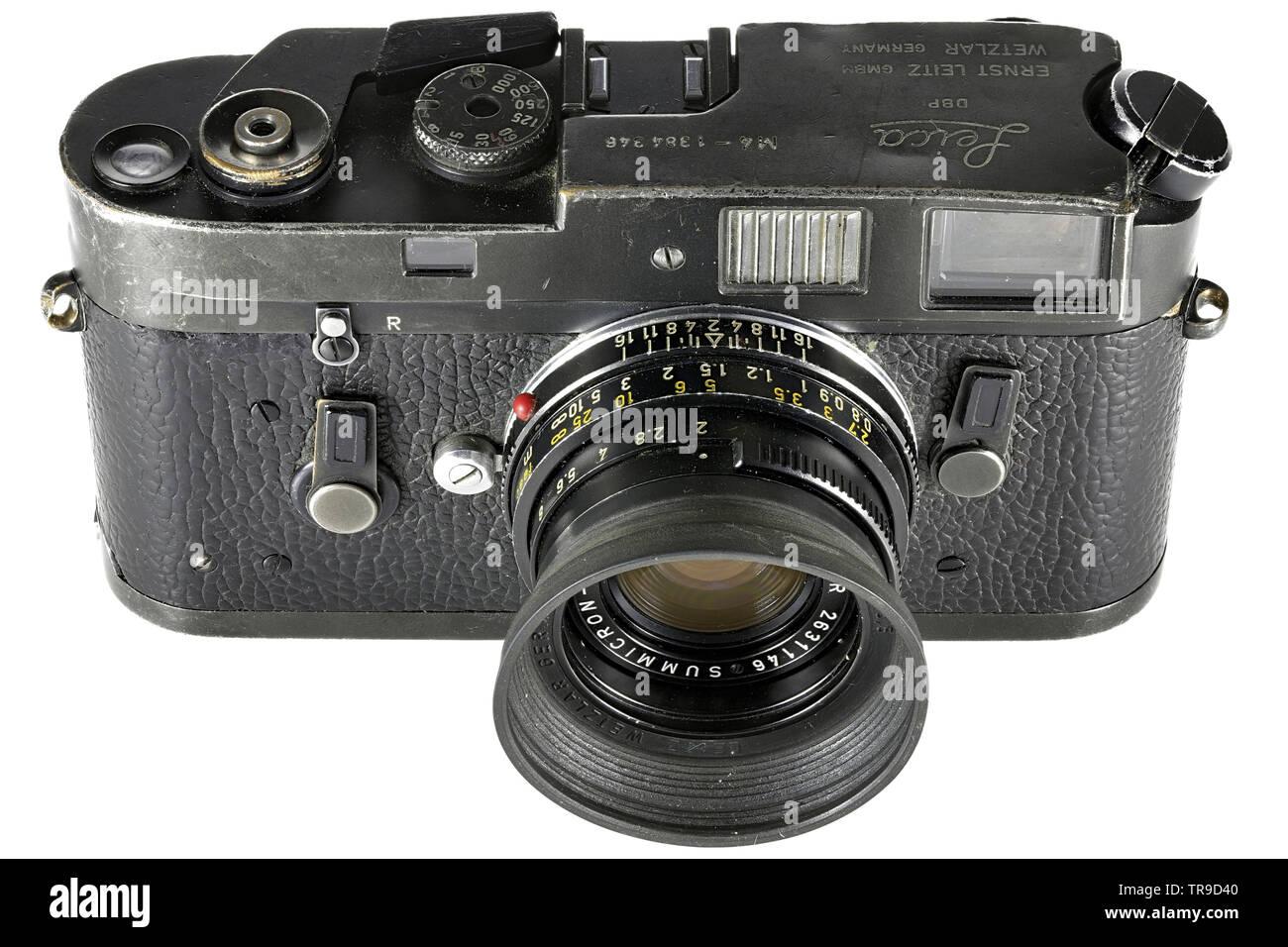Leica Summicron Lens Stock Photos & Leica Summicron Lens Stock