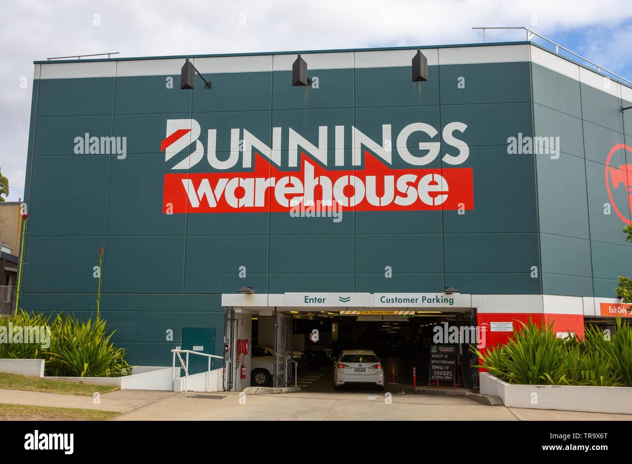 4d7f09b2607 Bunnings warehouse hardware DIY store in Balgowlah,Sydney,Australia ...