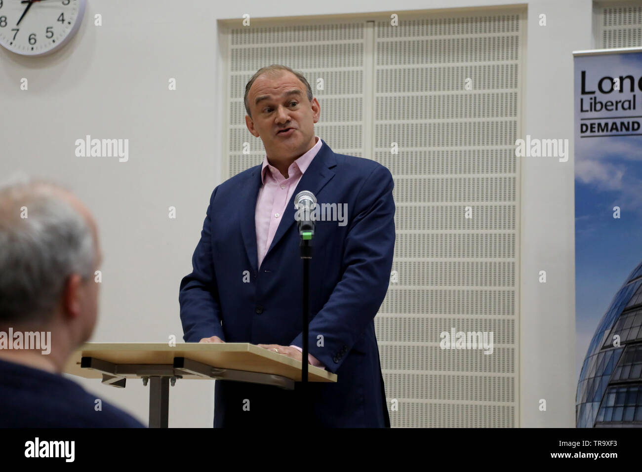 London / UK – May 31, 2019: Ed...