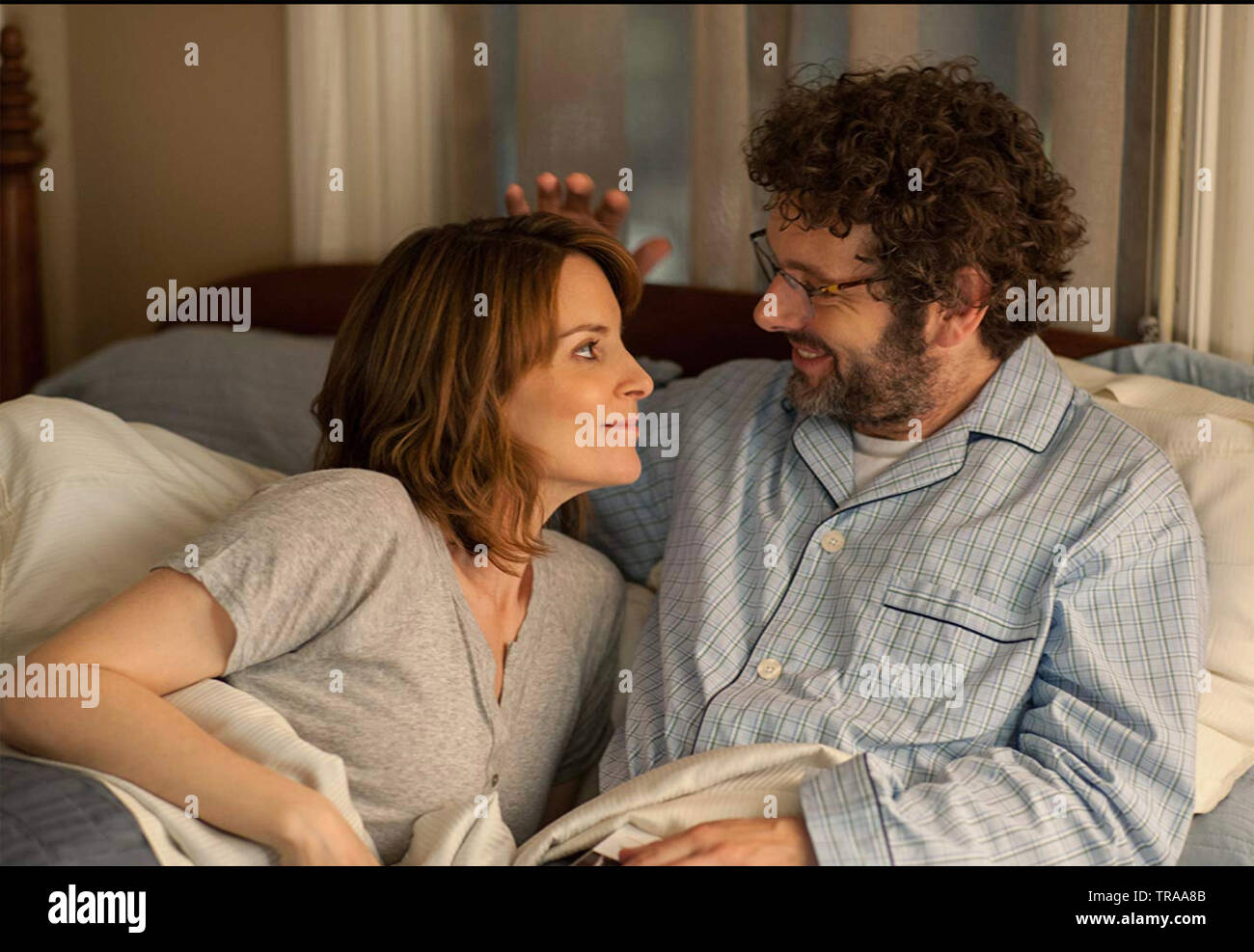 ADMISSION 2013 Focus Features film with Tina Fey and Michael Sheen - Stock Image